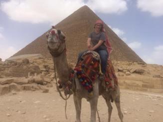 Sarah in egypt