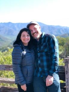 Sonia and Jeff Gatlinburg